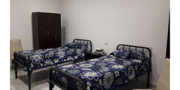 Habitación cama